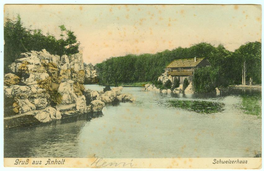 Schweizer Häuschen 1905